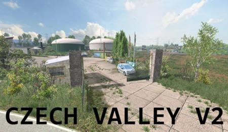 Czech valley by Coufy v2