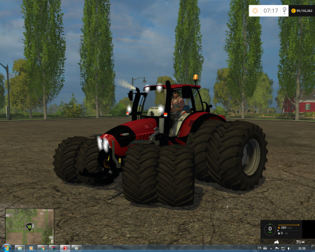 Huerlimann XL130 TwinSector v 1.5
