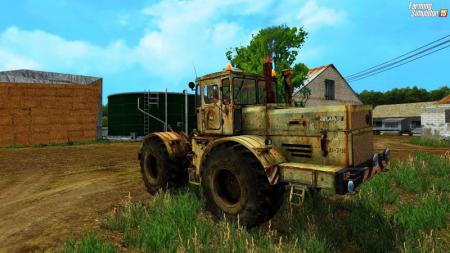 Tractor Kirovec K-701 (Old Edition) v2.0
