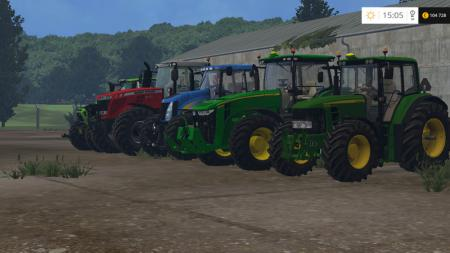 Tractors Pack V 3.0