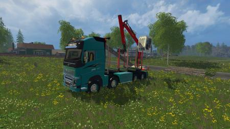 VOLVO 750FH FOREST V1.0