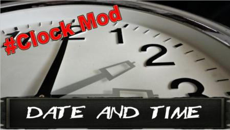 Date and Time Mod V 1