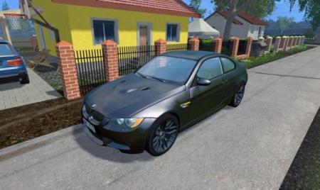 BMW M3 E92 2008  ETS 2 mods