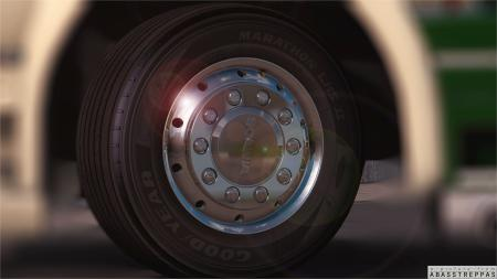 Rims and tyres by abasstreppas [updated 27.10.2016]