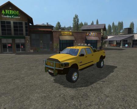 Dodge Ram 2500 Heavy Duty V2 0 187 Gamesmods Net Fs17 Cnc