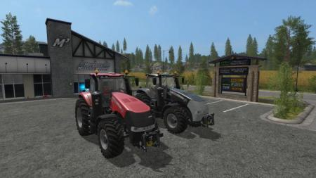 CASE IH BLACK BEAUTY V1.0.0.0