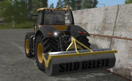 Lizard Walze SILO DELETE Version V 1.0