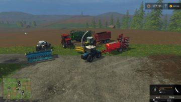 FS15 optimal pack of mods for the game