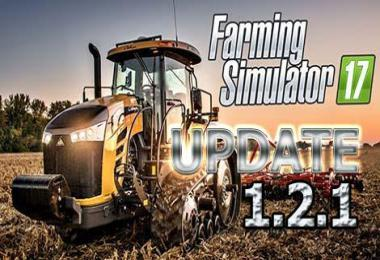 Farming Simulator 17 Update 1.2.1