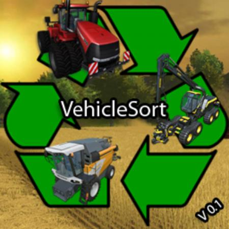 Vehicle Sort V 0.5