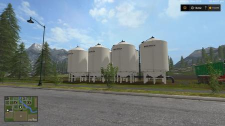 COW SILO FOR PLACEMENT IN GE V1.0