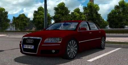 Audi A8 Alpha v1 by Diablo