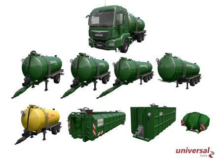 Kotte Universal Pack 1.0 LS17