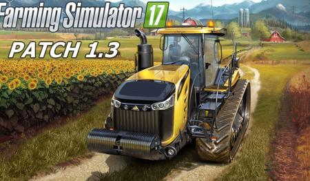 Farming Simulator 17 Update 1.3