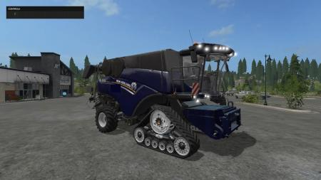 NEW HOLLAND CR1090 PACK V1.2 BY EAGLE355TH