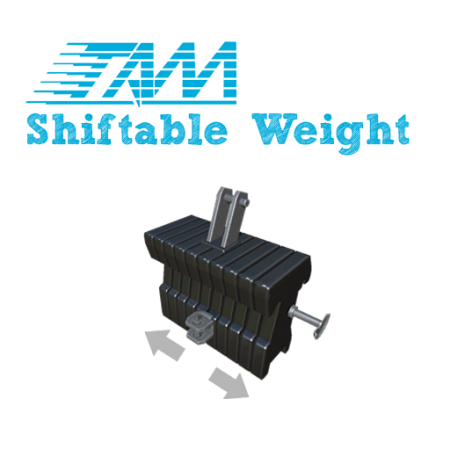 TAM Shiftable Weight V 1.0