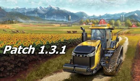 Farming Simulator 17 Update 1.3.1