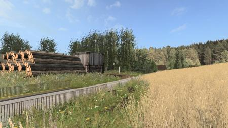 Baltic village FS17 V1
