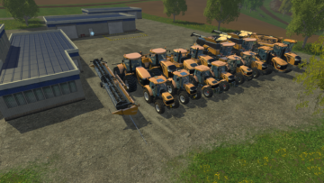NEW! CAT CHALLENGER AND LEXION JUMBOPACK FINAL (FULL) LS15