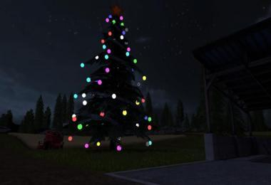 PLACEABLE CHRISTMAS TREE V1.0