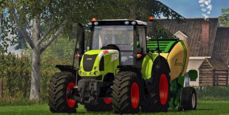 CLAAS ARION 620 WASHABLE v2