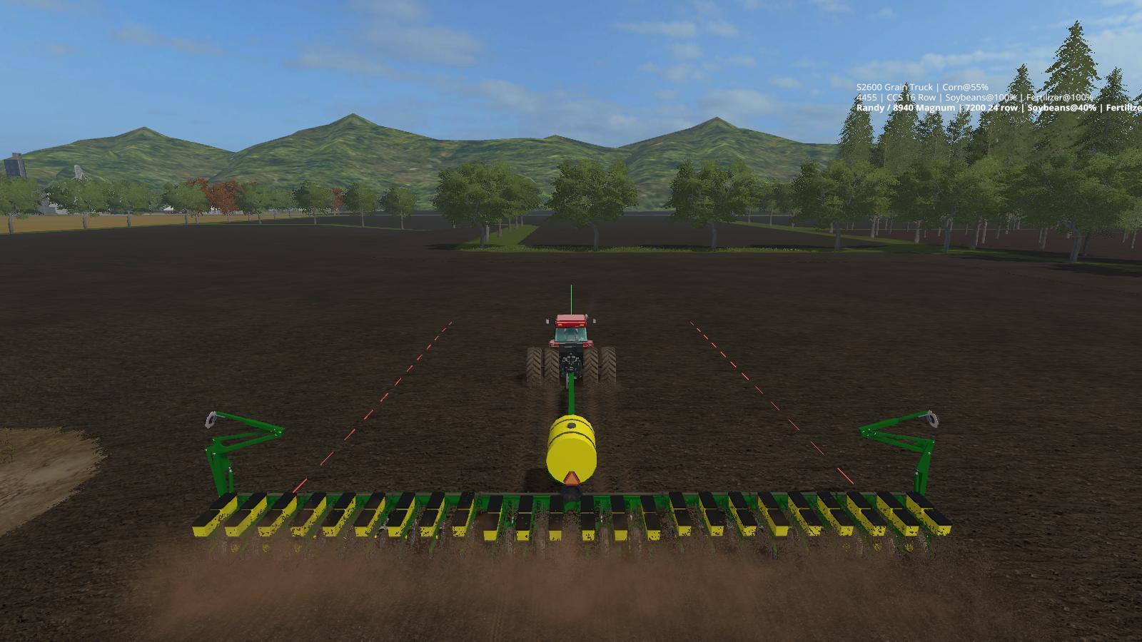 Fs17 John Deere 7200 24 Row Planter V1 0 0 1 187 Gamesmods