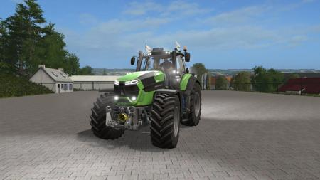 Deutz Fahr Series 9 V 1.5