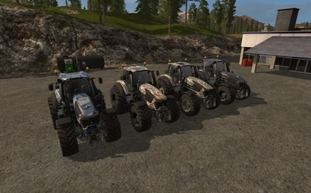 Deutz Fahr Series 9 Designer Edition V1.1.1