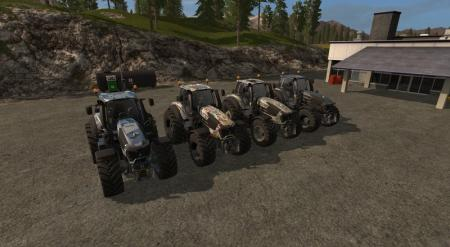 Deutz Fahr Series 9 Designer Edition V 1.1.2