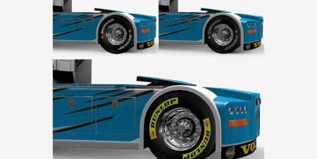 Real Tyres Mod v 3.0