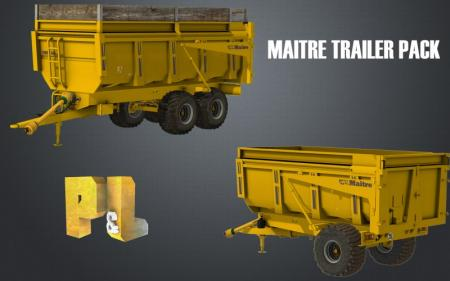 MAITRE TRAILER PACK