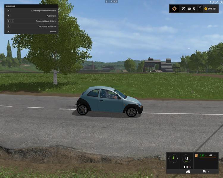 Ford Ka V