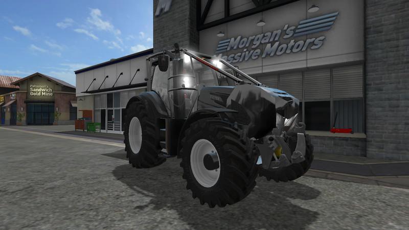 tracteur forestier mods fs15