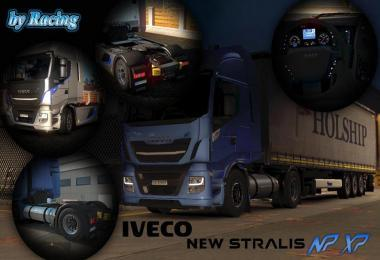 IVECO STRALIS XP & NP BY RACING