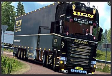 SCANIA R500 V8 HCN FIXED