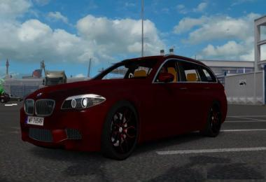 BMW M5 Touring by Diablo edit