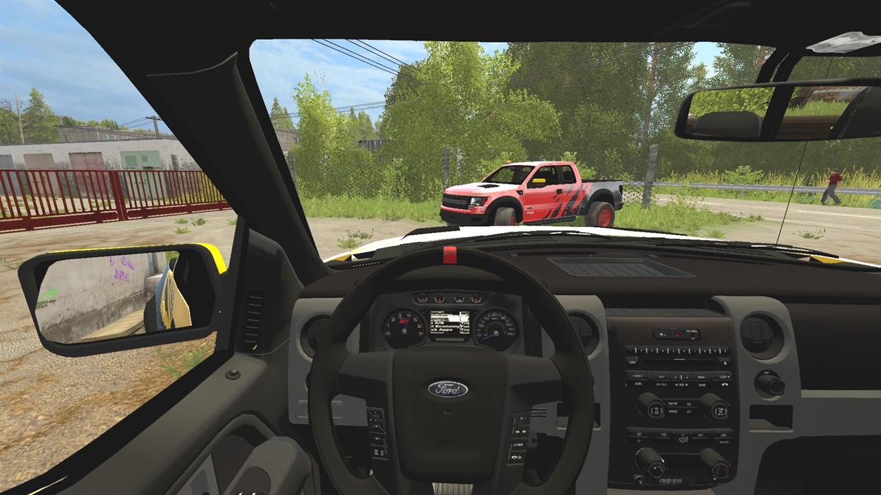 Ford F150 Raptor V1 0 187 Gamesmods Net Fs19 Fs17 Ets 2 Mods