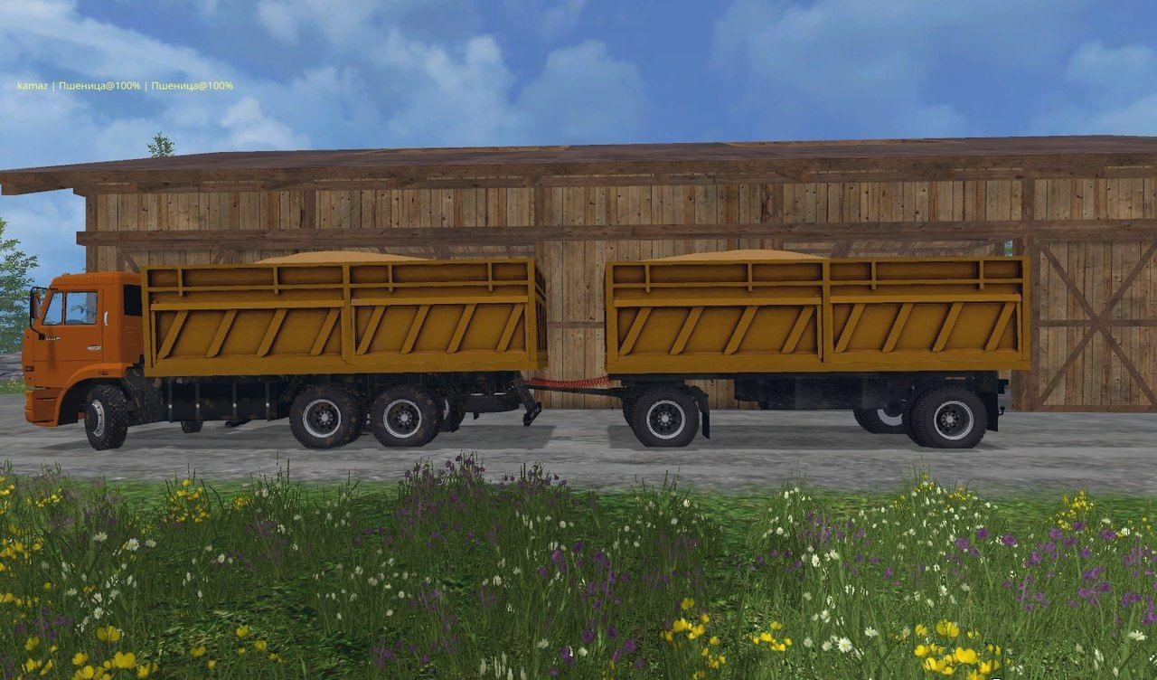 Trucks FS15