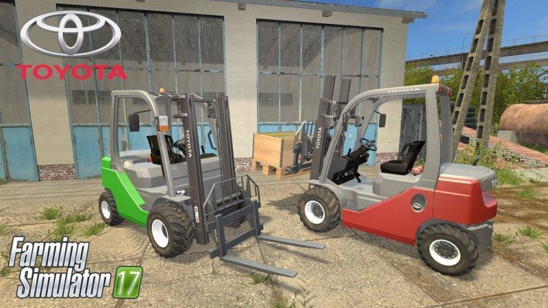 Forklift Fs19