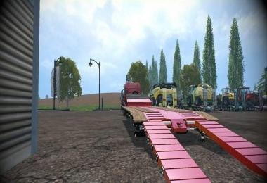 LOW LOADER GALTRAILER SC V1.0