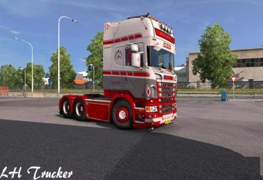 SCANIA R560 GRONBECK FIXED V1