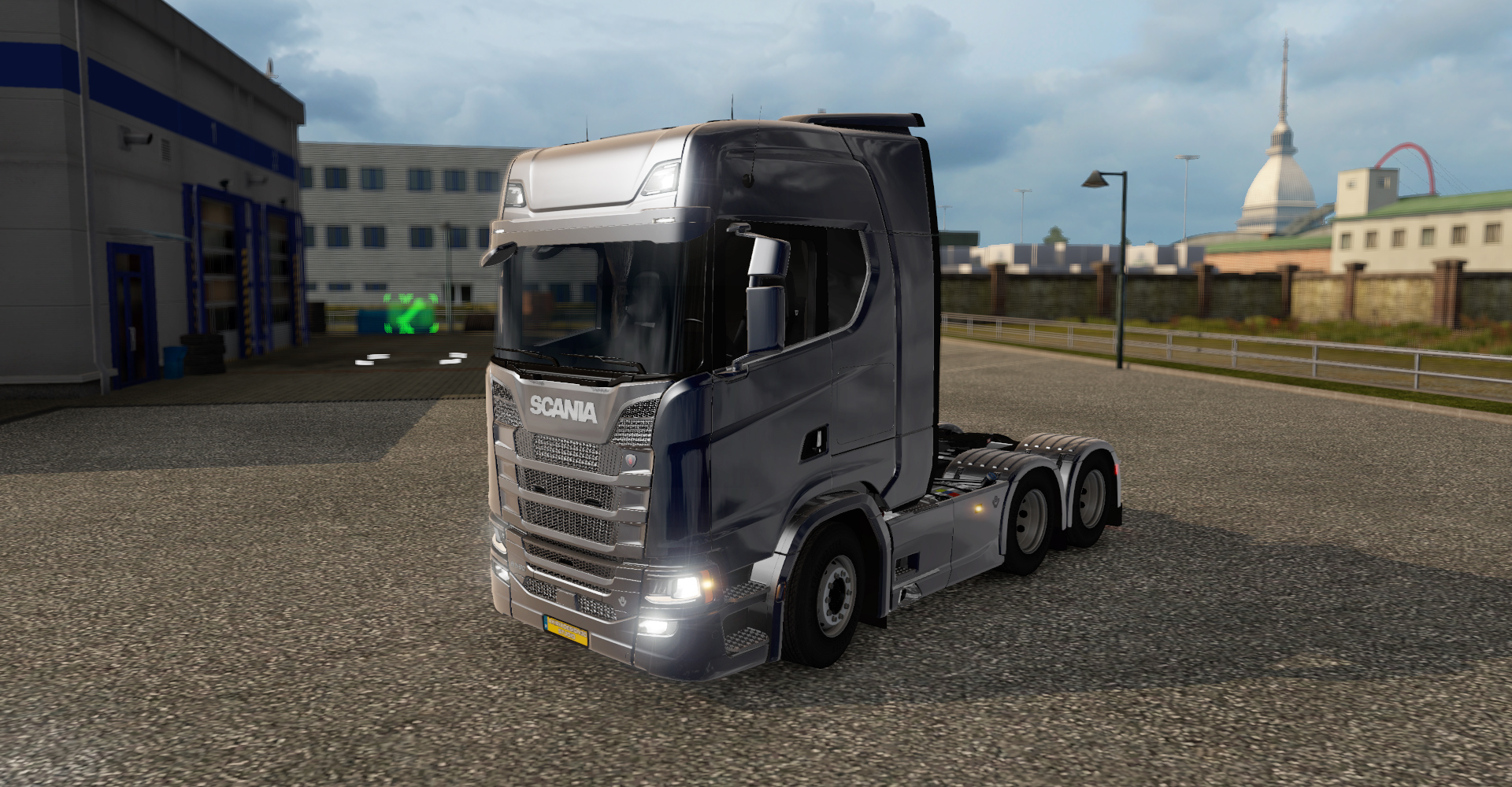 Scania s generation new generation v1 0 for New generation