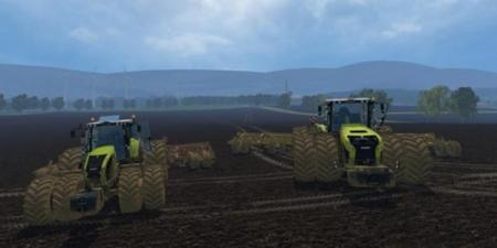 CLAAS AXION 950hh V 1.0