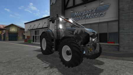 Valtra T Series Forestier By Titan V 1