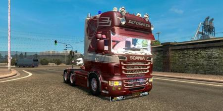 Scania R620 Sefospeed v 1.1