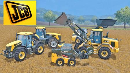JCB DLC Pack with Wheel Deformation
