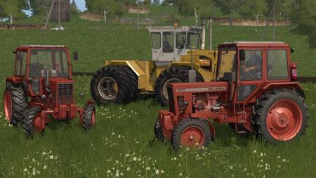 RABA AND MTZ PACK V1.2