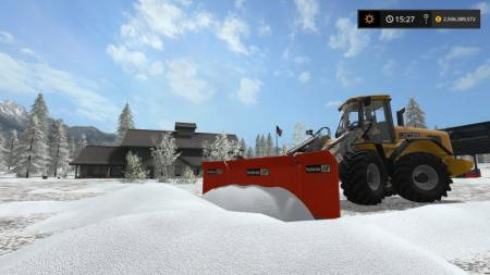 FS17 GOLD CRESTY VALLEY SNOW EDITION