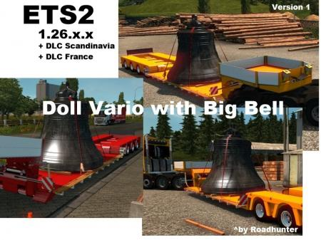 Doll Vario with Big Bell V 1.0