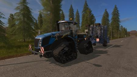 New Holland T9 SmartTrax Edition